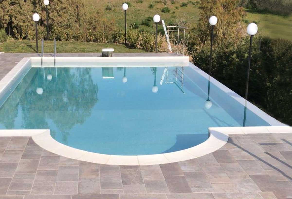 Siculapool piscina rettangolare